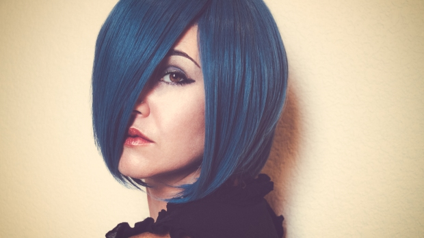 Let's Play Make Believe: I'll Wear This Blue Wig And You Pretend